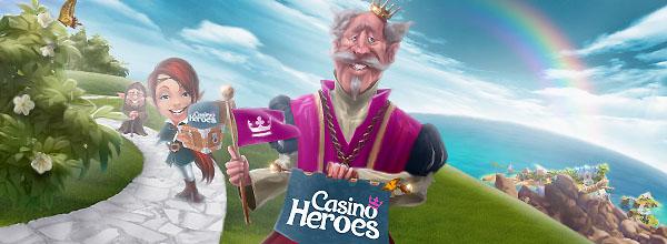 Nytt från CasinoHeroes