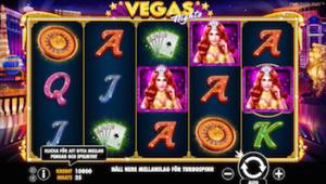 Vegas Nights spelautomat