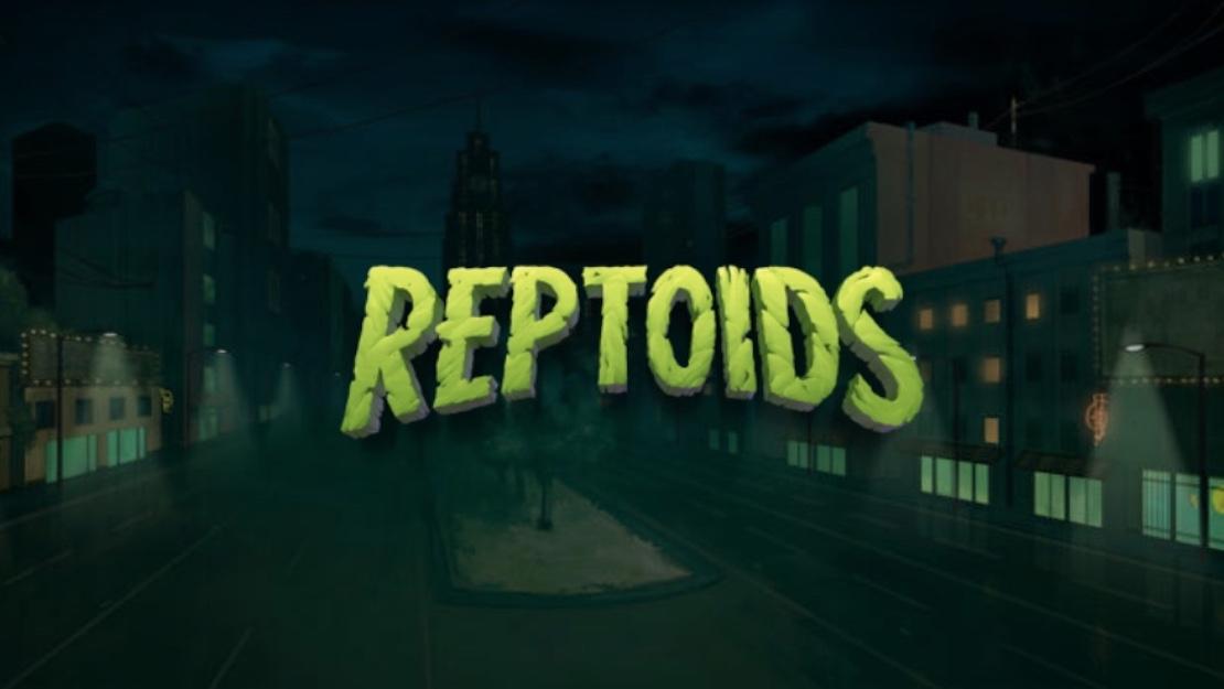 Reptoids-slot