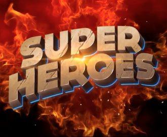 Super Heroes slot